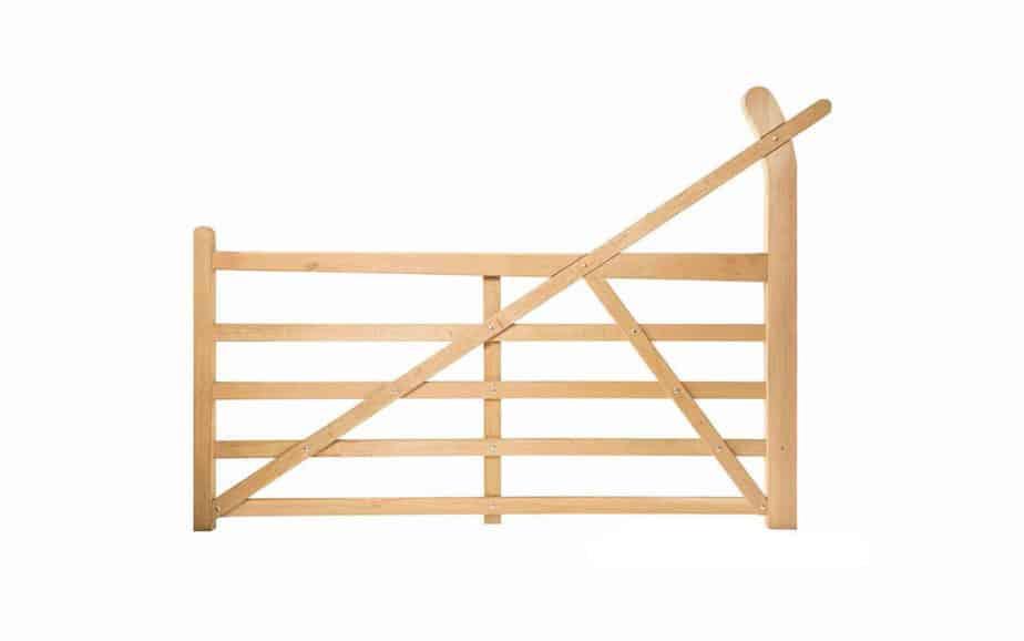 Einfahrtstor Holz kaufen